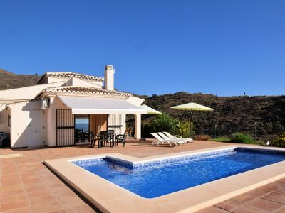 Photo for Luxurious Villa in Arenas with Swimming Pool