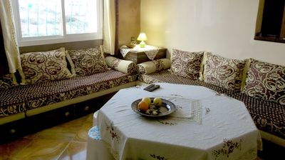 Photo for APARTMENT IN BERBER VILLAGE, AT THE DOORS OF AGADIR