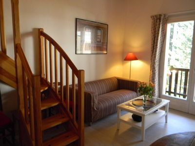 Photo for T3 Charming Apartment in chalet in Pyrénées 2000 - Font-Romeu
