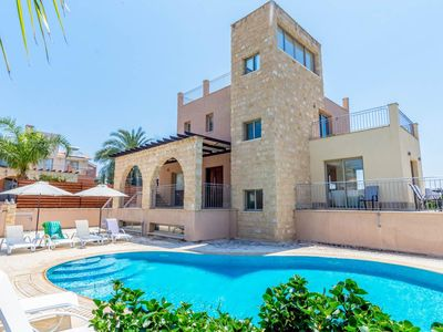 Photo for If you're looking for a great holiday home in Cyprus, then look no further! Villa Heracles can provi