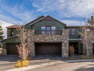 Photo for Modern Townhouse in new development with unobstructed mountain views and hot tub