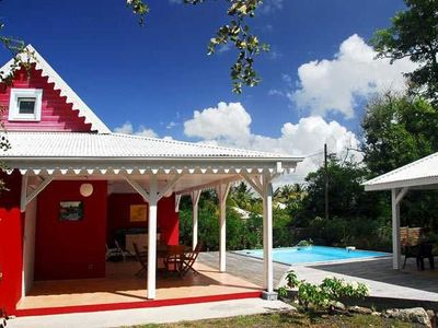 Photo for 3BR Villa Vacation Rental in diamant, martinique