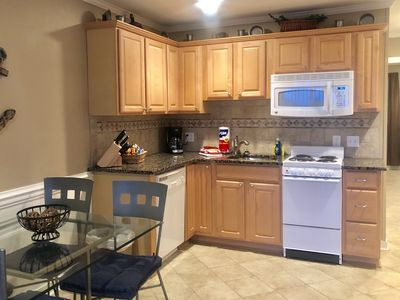 Photo for 5⭐️🌟⭐️🌟⭐️STAR — 1 BED / 1 BATH CONDO -- UPGRADED 1ST FLOOR — IMMACULATE