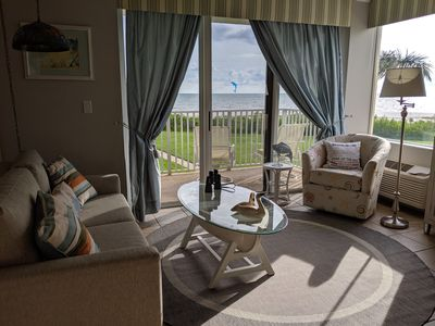 Photo for Newly Redecorated Beach Retreat Awaits You!