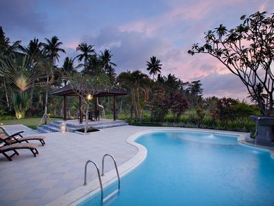 Photo for 3 Bedroom Villa Traditional Style Near Ubud;