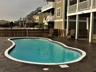 Photo for HEAVEN SENT     **NEW RENTAL LISTING FOR 2017**  PRIVATE 14×32 POOL