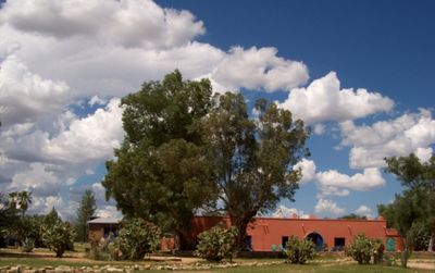Completed in 1889, this is one of the last great Haciendas standing in America.