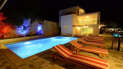 Photo for 6 Bedroom Luxury Villa With Seaview and Private Pool Villa in Kalkan Town