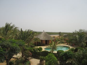 Somone Lagoon Reserve, Thies Region, Thies, Senegal