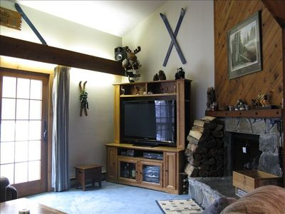Photo for Convenient Bromley Condo, Perfect for Spring vacation & Summer Vt State Fair