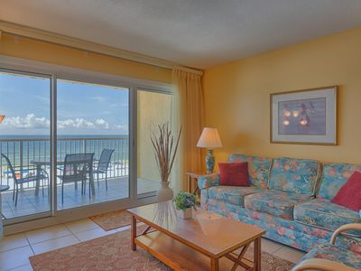 Photo for Driftwood Towers 4E Gulf Shores Gulf Front Vacation Condo Rental - Meyer Vacation Rentals