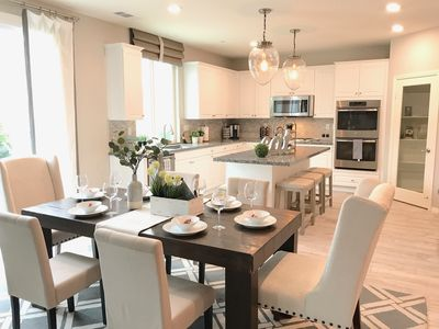Photo for ❃Luxurious Model Home❃Perfect for Family Retreat❃Fast Wifi❃King Beds❃