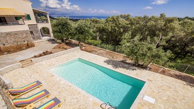 Photo for The Curator's House Arty 3 Bedroom Villa with Private Pool and Stunning Seaviews
