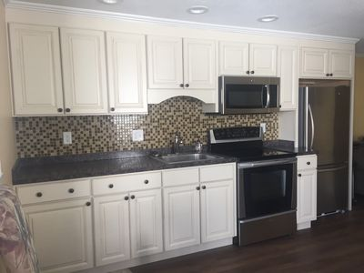 Photo for COMPLETE RENOVATION IN APRIL 2016!!!, 2 bedroom, 2 bath, 28th street, sleeps 8