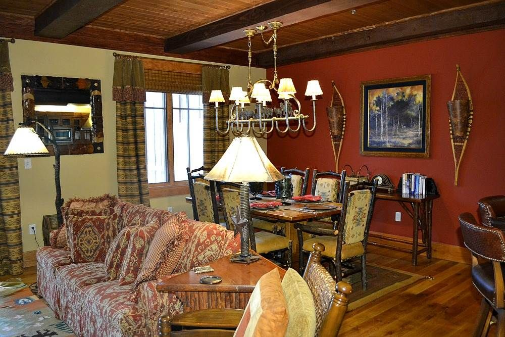 Stunning Condo - Ski in Ski out in the Heart of Teton Village with Sleeping Indian Views!