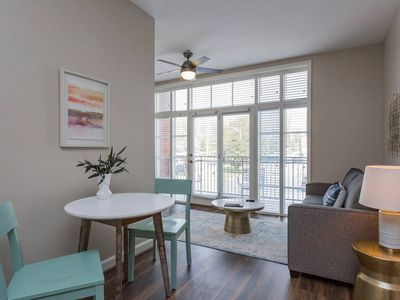 Photo for Belmont University 1BR Ready for Visitors