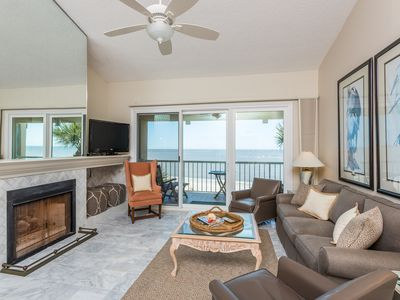 Photo for Oceanfront North Villa At King & Prince Beach & Golf Resort