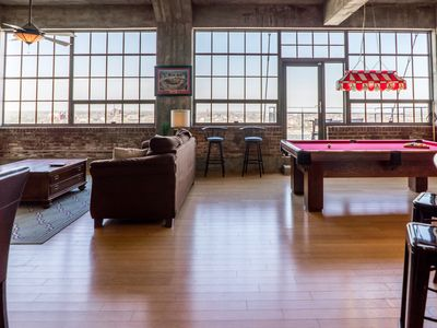 Photo for Incredible 4BR Penthouse next to City Museum