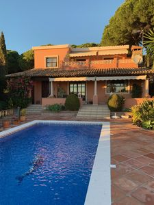 Photo for Exclusive Andalusian Villa El Pino in Cabopino
