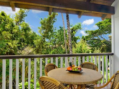 Photo for Waikomo Stream Villas #533: 2 BR / 2 BA condo in Koloa, Sleeps 6