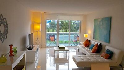 Photo for Beautiful 1 BR on Sunny Isles - One Bedroom Apartment, Sleeps 4