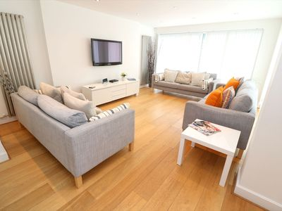 Photo for Apartment 1 Point View | 2 Bedroom Apartment | Croyde