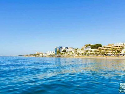 Photo for Deluxe apartment in Aguadulce - Roquetas de Mar (sleeps 6 people)