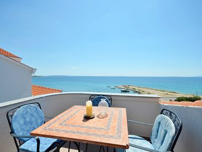 Photo for Apartment Della (58081-A5) - Novalja - island Pag