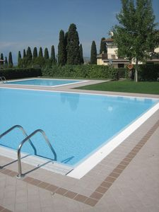 Photo for 1BR Apartment Vacation Rental in Lazise, Gardasee