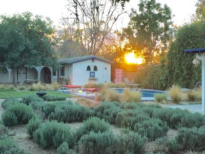 Photo for O'Leary's Cabin in Griffith Park with POOL, great central location