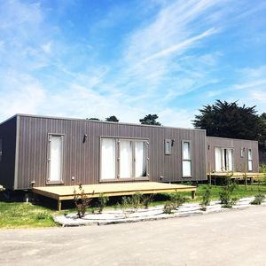 Photo for Camping Jullouville les Pins **** - Mobile home Garnd Comfort 4 rooms 6 persons 2 bathrooms