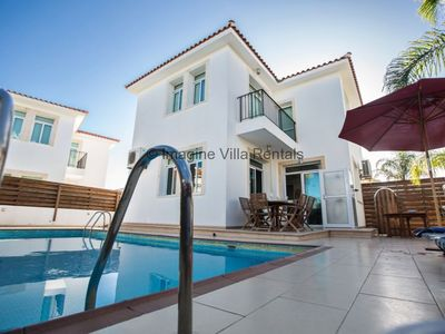 Protaras Holiday Villa ME24