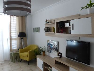 Photo for Nice apartment near the sea. Low with 3 bedrooms. Free fiber optic