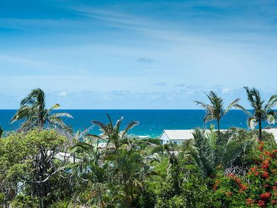 Photo for Beach House With Ocean Views Situated at Trendy Peregian Beach