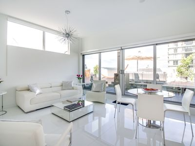 Photo for Sextant's Shelborne Penthouse—3500 sq.ft. private roof terrace in South Beach