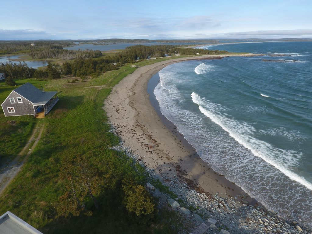 The Longest Sandy Beach in Nova Scotia - Martinique Beach Home | BNB