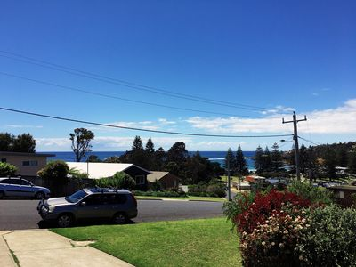 Photo for The Lookout - 250 metres from the beach and local shops.