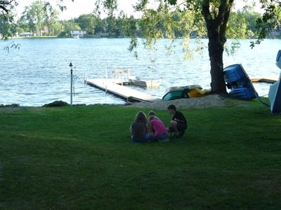 Photo for Private Lakefront Home, Family Friendly, Sleeps 9