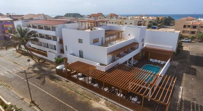 Photo for 2 bedroom apartment of 3 stars, located in the City of Santa Maria, Sal Island