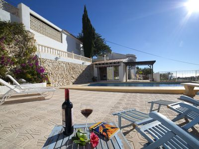 Photo for Vacation home Bougainvillea in Calpe/Calp - 6 persons, 3 bedrooms
