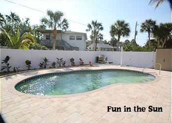 Photo for 122 Gulfview- Pool Home Close to the Beach