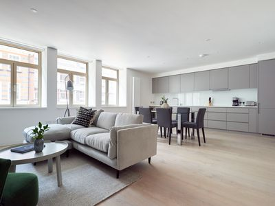 Photo for Sonder | Oxford Circus | Chic 2BR + Laundry