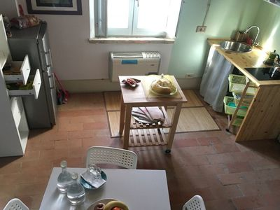 Photo for La Fratta art-house in Umbria. Spacious and elegant two-room apartment with mezzanines