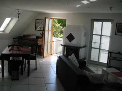 Photo for Attractive 75 m² apartment with 2 bedrooms