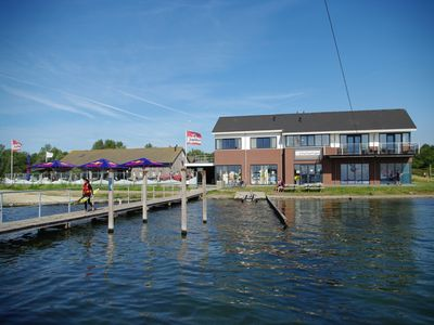 Photo for Apartment, with panoramic views on the Veerse sea, 6 persons, WiFi, water sports