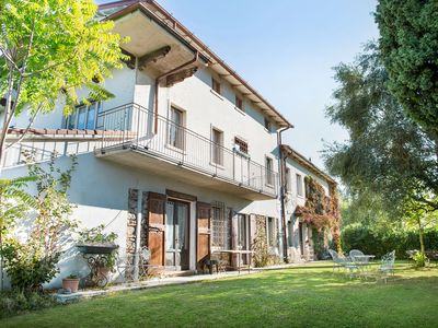 Photo for La Prussiana - Historic mansion from the XIIth century close to Lake Garda