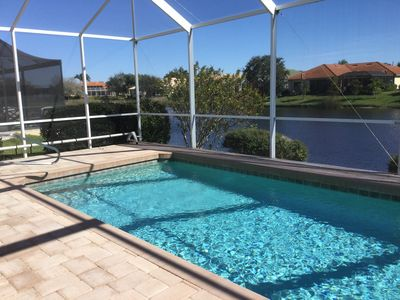 Photo for Lake View Home located in Sarasota Florida