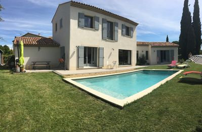 Photo for VILLA WITH POOL ALPILLES LUBERON