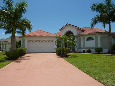 Photo for Paloma - Beautiful Off Water Home with South Facing Pool Area