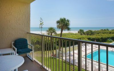 Photo for **BEAUTIFUL CLEAN OCEAN CONDO** 5 DAY MIN STAY